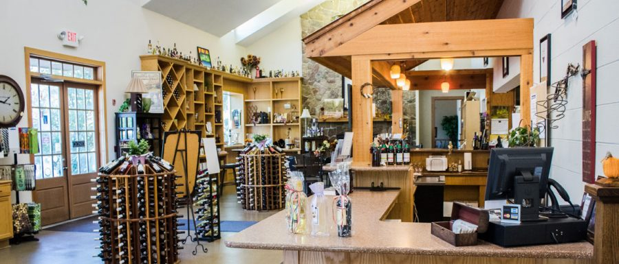 Fox Valley Winery Tasting Room
